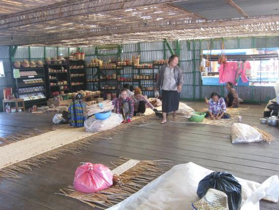 Saray Tonle Community Based Ecotourism: mat13