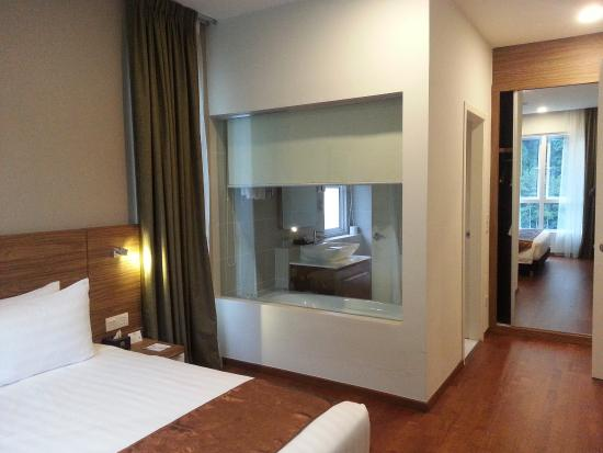 The Haven Resort Hotel: Inside the Suite