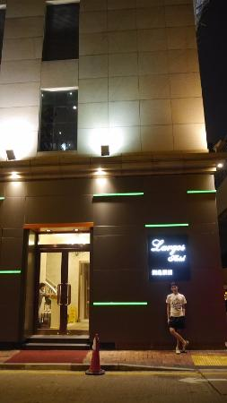 Largos Hotel: หน้าโรงแรม