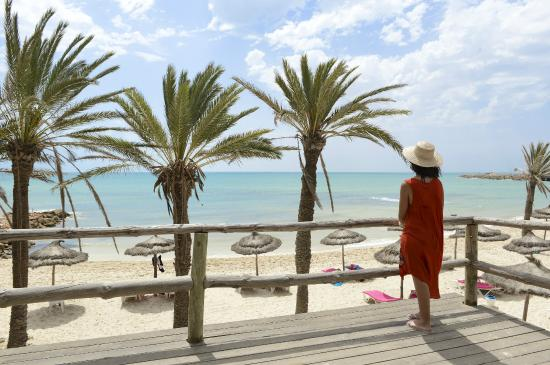 Aghir, Tunisia: Plage Homere