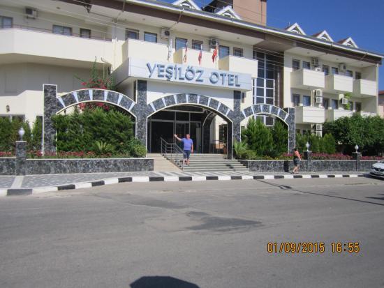 Yesil Oz Apartotel: Отель