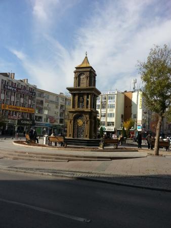 Aksaray, Turkey: Saat Kulesi