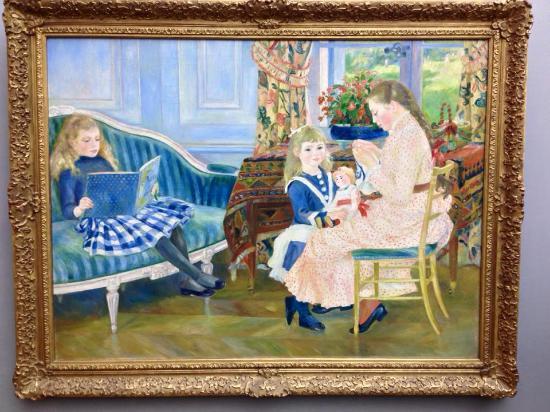 Alte Nationalgalerie: Auguste Renoir