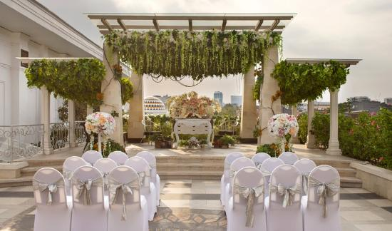 Wedding chapel picture of the papandayan bandung tripadvisor the papandayan wedding chapel junglespirit Choice Image