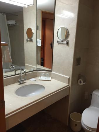 Hotel Geumosan: Bathroom - very basic