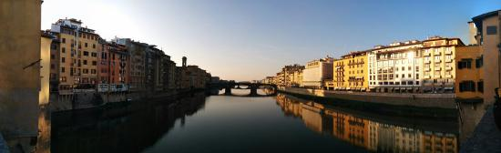 The view from ponte vecchio :)