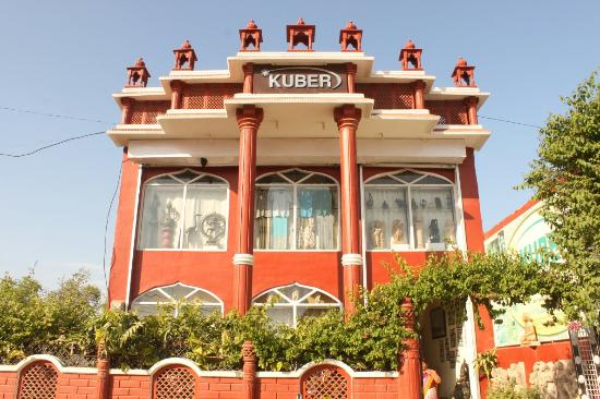 Chhatarpur, India: Kuber Handicrafts