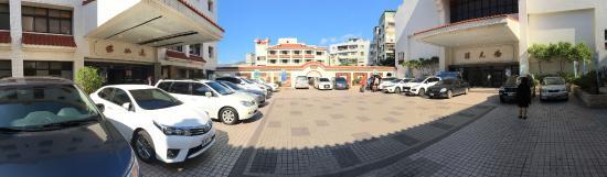 Longbon Resort Beitou : paronoma view