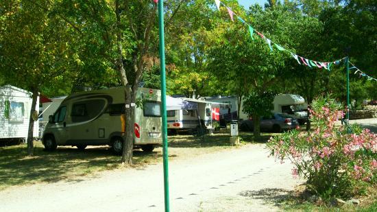 Saint-Remeze, Francia: espaces camping