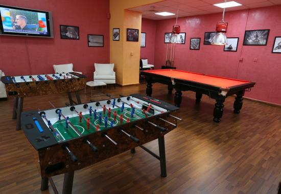 Game Zone Picture Of Ezdan Hotel Doha TripAdvisor - Hotel design games