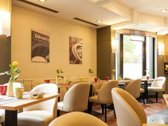 Leonardo Hotel Munich City North: Breakfast Room