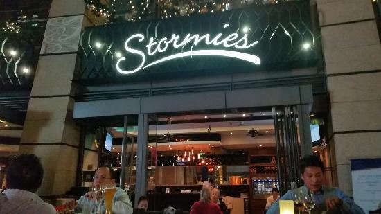 Stormies, Elements, Kowloon Station