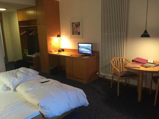 Hotel Bannwaldsee: Room