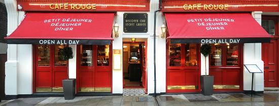 Image result for cafe rouge oxford