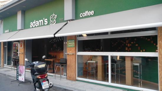 Adam's Cafe