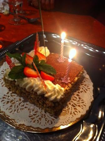 LE TROUBADOUR : Dessert