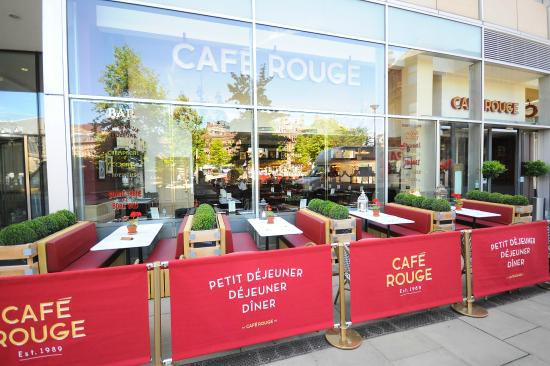 Cafe Rouge Sheffield St. Pauls