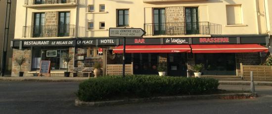 Bar Brasserie de l'hôtel