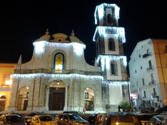 Villaggio Di Babbo Natale Cava Dei Tirreni.Santuario S Francesco E S Antonio Foto Di Santuario S