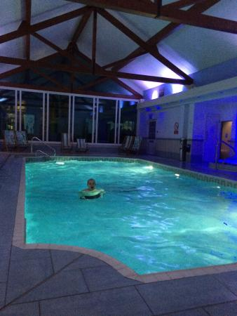 Pool Picture Of Swan Hotel Spa Newby Bridge Tripadvisor