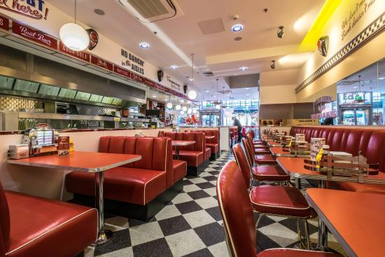 Ed's Easy Diner - Canterbury