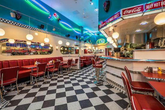 Eds Easy Diner Cambridge – Grand Arcade
