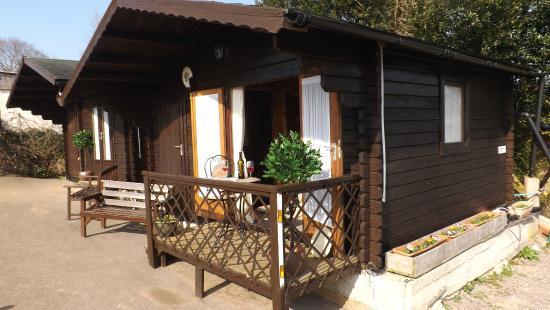 Wellington Farm Bed & Breakfast: Summer Lodge