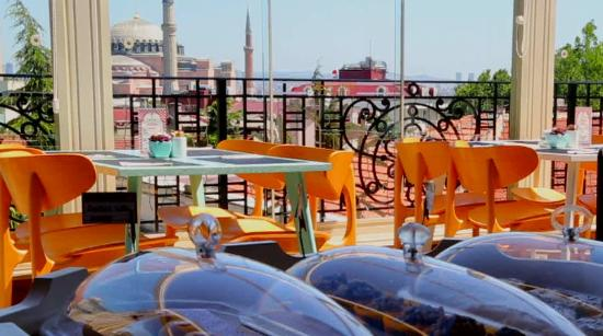 "Nowy Efendi Hotel ""Special Class"": Rooftop Terrace"