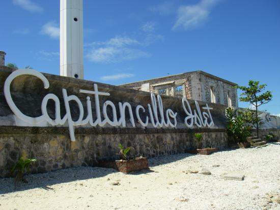 Alegre Beach Resort: アイランドホッピング・キャピタンシリオン島