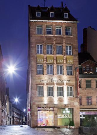 Hotel Drei Raben: Hotel exterior