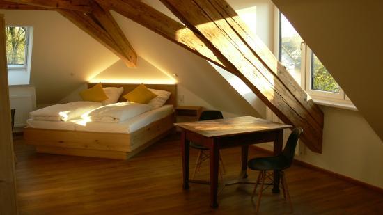 Hotel Burgmeier: Studio Apartment