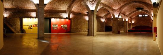 Museo de la Técnica de Manresa: Uno de los depósitos
