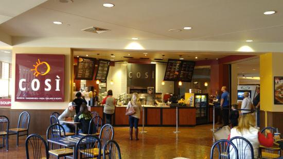 Cosi Lexington 410 W Vine St Restaurant Reviews Phone Number