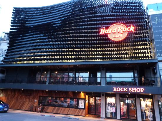 hard rock cafe picture of hard rock cafe bangkok bangkok tripadvisor. Black Bedroom Furniture Sets. Home Design Ideas