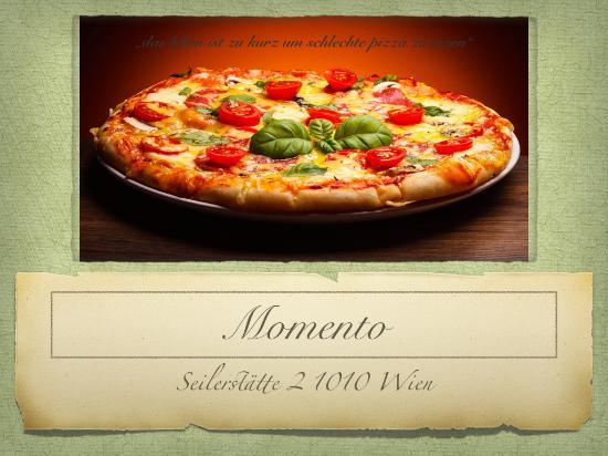 Beste Pizza Des Jahres Pizzeria Momento 1010 Wien Wien
