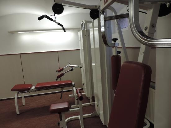 Burg, Alemania: Fitnessstudio