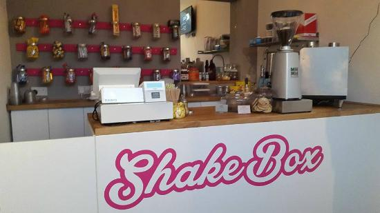 ShakeBox Diner Milkshake Bar