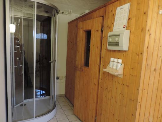 Burg, Alemania: Sauna