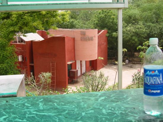 Hotel Taj Khema: 部屋(外観)