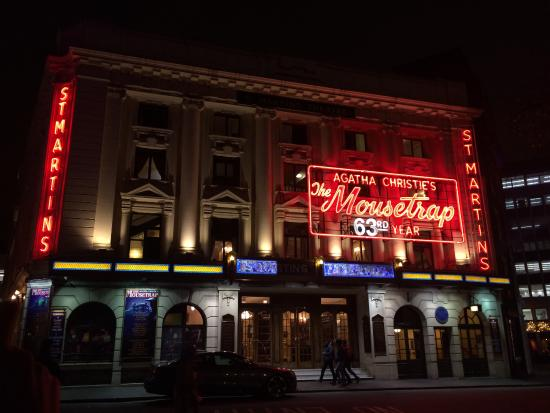 ‪The Mousetrap‬