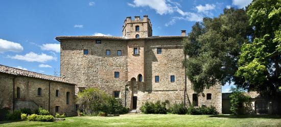 Porrona, Italien: Il Castello