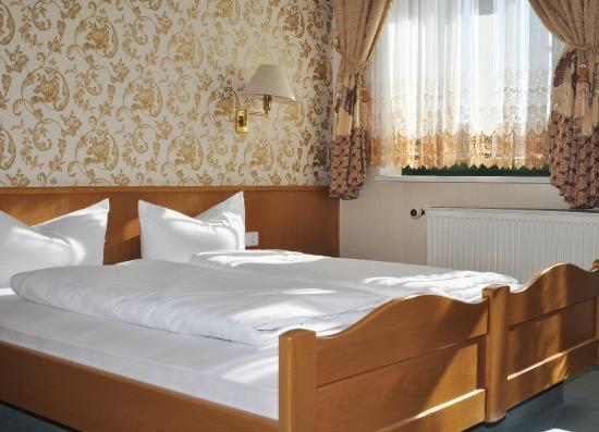 Elsterwerda, Tyskland: Doppelzimmer