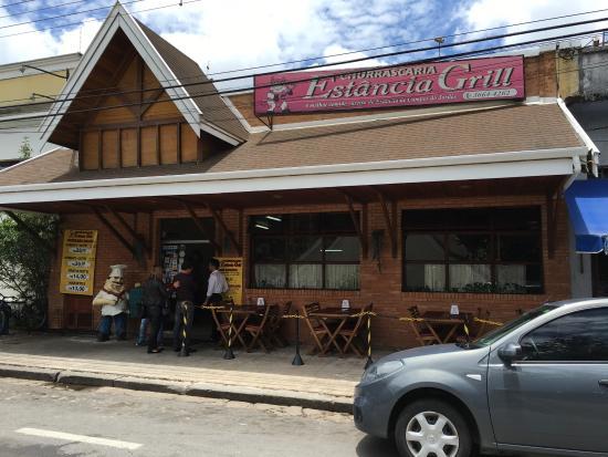 Excelente Restaurante Estância Grill