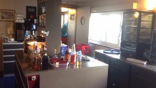 Amstel Botel: Bar