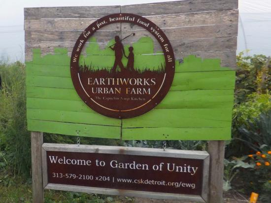 Earthworks Urban Farms