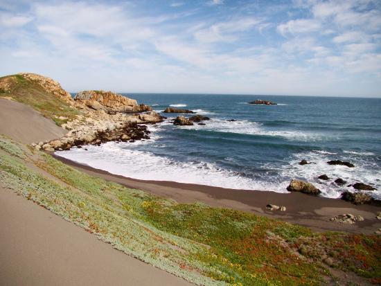 Matanzas, Chile: Playa de Matanza