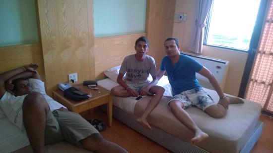 Green Hotel Pattaya: Room