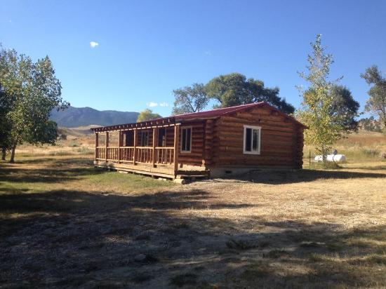 Klondike Ranch: My cabin