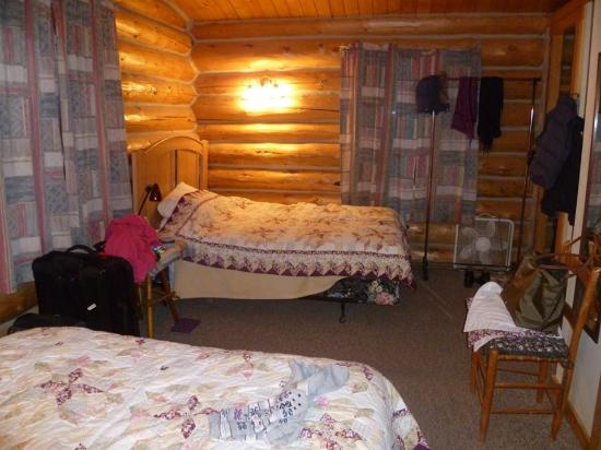 Búfalo, WY: bedroom