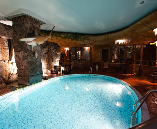 hotell med inomhuspool stockholm
